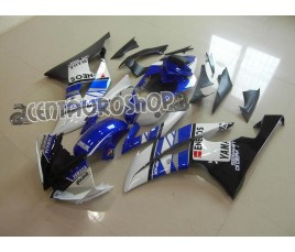 Carene in ABS Yamaha YZF 600 R6 08 16 Rossi MotoGP Eneos replica