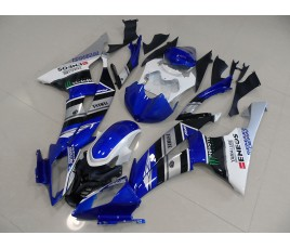 Carene in ABS Yamaha R6 08 16 Rossi MotoGP Valentino replica