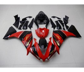 Carena ABS Yamaha YZF 1000 R1 12 14 Red and Black