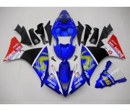 Carena ABS Yamaha YZF 1000 R1 12 14 Rossi Motogp Custom