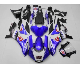 Carenature ABS Yamaha YZF1000 R1 15 16 PATA Superbike replica