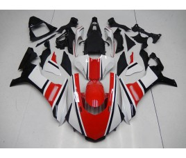 Carena ABS Yamaha YZF 1000 R1 2015 19 tricolor Red & Black