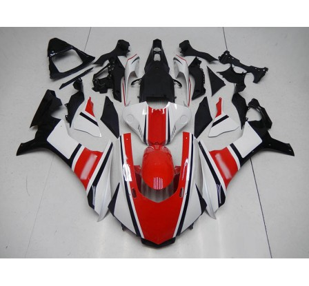 Carena ABS Yamaha YZF 1000 R1 2015 16 tricolor Red & Black