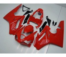 Carena in ABS Triumph Daytona 675 06 08 rossa