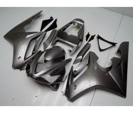 Carena in ABS Triumph Daytona 675 06 08 Silver