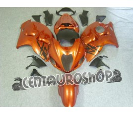 Carena in ABS Suzuki GSX-R 1300 Hayabusa 99-07 colorazione ORANGE