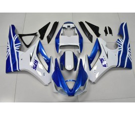 Carena Daytona 675 06 08 Blue and White