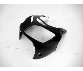 Carena in ABS Kawasaki ZX-12R Ninja 00-01 All Black