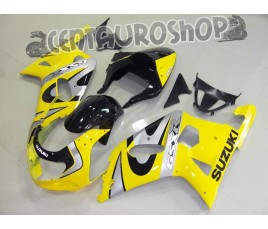 Carena in ABS Suzuki GSX-R 600 e 750 01-03 colorazione CORONA