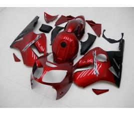 Carena in ABS Kawasaki ZX-12R Ninja 00-01 Metallic Red