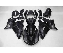 Carena in ABS Kawasaki ZX-14R Ninja 06 - 11 Dark