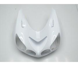 Carena in ABS Kawasaki ZX-14R Ninja 06 - 11 White Flames
