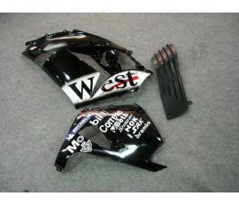Carena in ABS Kawasaki ZX-14R Ninja 06 - 11 West Capirossi