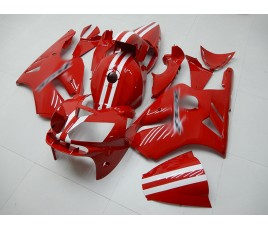 Carena in ABS Kawasaki ZX-12R Ninja 02-06 All Red