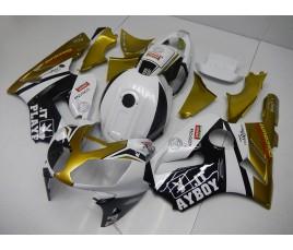Carena in ABS Kawasaki ZX-12R Ninja 02-06 Playboy De Puniet replica