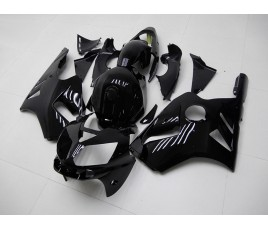 Carena in ABS Kawasaki ZX-12R Ninja 02-06 All Balck