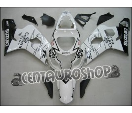 Carena in ABS Suzuki GSX-R 600 e 750 04-05 colorazione WEST
