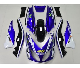 Carenature in ABS Yamaha TMAX 500 01 07 Vale Rossi replica