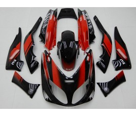 Carenature in ABS Yamaha TMAX 500 01 07 Red and Black