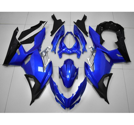 Carene ABS Kawasaki Ninja 400 2018 2020 Blue