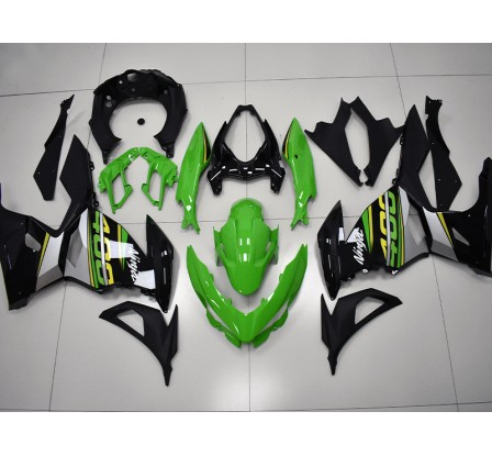 Carene ABS Kawasaki Ninja 400 2018 2020 Green