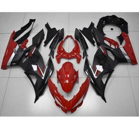 Carene ABS Kawasaki Ninja 400 2018 2020 Red