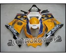 Carena in ABS Suzuki GSX-R 1000 03-04 colorazione GREY 2