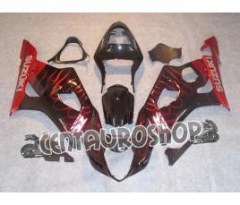 Carena in ABS Suzuki GSX-R 1000 03-04 colorazione CORONA