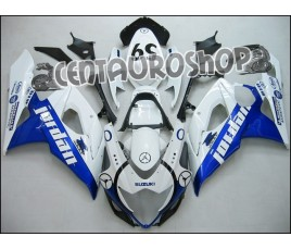 Carena in ABS Suzuki GSX-R 1000 05-06 colorazione CORONA