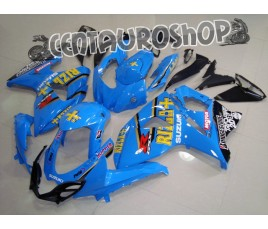 Carena in ABS Suzuki GSX-R 1000 09-10 colorazione RIZLA