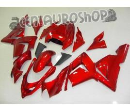 Carena in ABS Kawasaki ZX-10R Ninja 04-05 Metallic Red