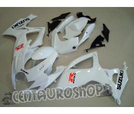 Carena in ABS Suzuki GSX-R 600 e 750 06-07 colorazione Silver