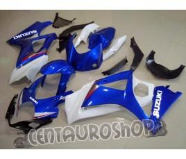 Carena in ABS Suzuki GSX-R 1000 07 08 Tricolor 2