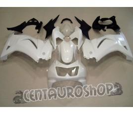 Carena in ABS per Kawasaki Ninja 250 08-09 Bianca
