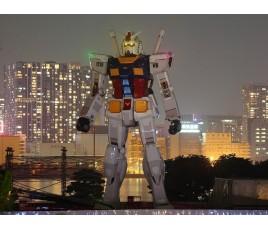 Carena Gundam in ABS per Kawasaki Ninja 250 08-09