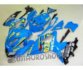 Carena in ABS Suzuki GSX-R 600 e 750 08 09 Rizla