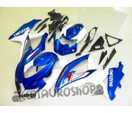 Carena in ABS Suzuki GSX-R 600 e 750 08-09 colorazione TRIBAL BLACK