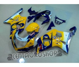 Carena ABS Suzuki GSXR 1000 00 02 colorazione Corona