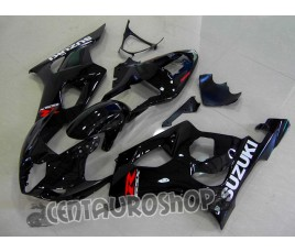 Carena ABS Suzuki GSX-R 1000 03 04 colorazione Coffee