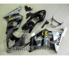 Carena in ABS Suzuki GSX-R 1000 03-04 Grey 2 originale