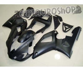 Carena in ABS Yamaha YZF 1000 R1 00-01 colorazione ROSSI GO!