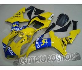 Carena in ABS Yamaha YZF1000 R1 02 03 Camel Biaggi MotoGP replica