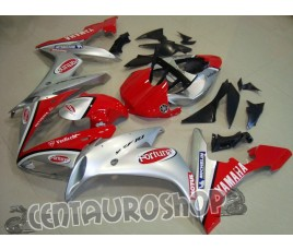Carenature in ABS Yamaha YZF 1000 R1 04 06 colorazione Fortuna