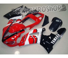 Carena in ABS Yamaha YZF 1000 R1 98-99 colorazione FORTUNA