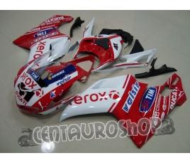Carena Ducati 848 1098 1198 Superbike Haga e Fabrizio