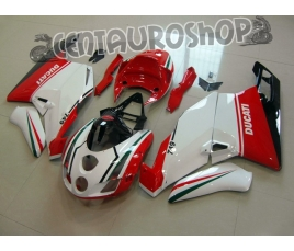 Carena in ABS Ducati 749 999 tricolor Panigale