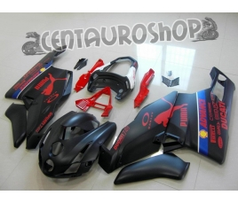 Carena in ABS Ducati 749 999 SBK nero Puma