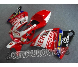 Carena in ABS Ducati 748 916 996 998 Xerox SBK