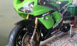 Carena in abs per Kawasaki ninja zx6r
