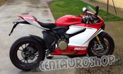 Carena in abs per Ducati 1199 Panigale Tricolor